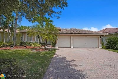 Coral Springs Single Family Home For Sale: 5063 NW 124 Wy