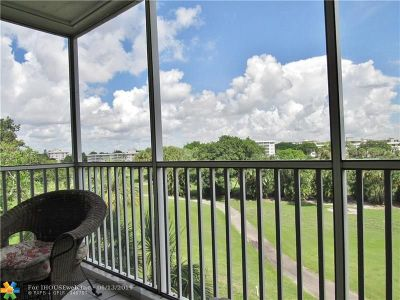 Pompano Beach Rental For Rent: 2661 S Course Dr #404