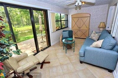 Coconut Creek Single Family Home Backup Contract-Call LA: 4302 Acacia Cir