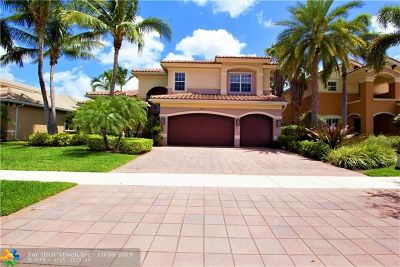 Boynton Beach Single Family Home For Sale: 11760 Foxbriar Lake Trl