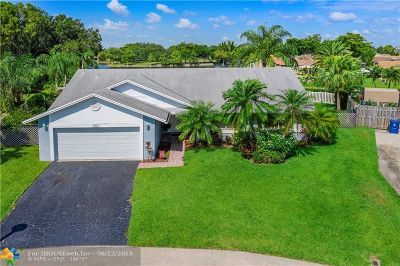 Lauderhill Single Family Home For Sale: 4621 NW 79th Ave