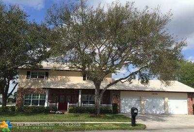 Boca Raton Single Family Home For Sale: 1838 SW 6 Ct