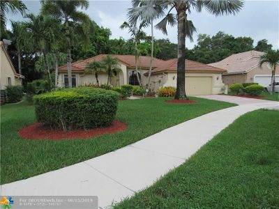 Davie Single Family Home For Sale: 3381 Overlook Rd