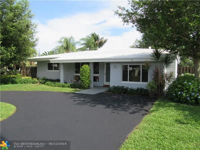 Pompano Beach Single Family Home For Sale: 170 SE 4th Ct