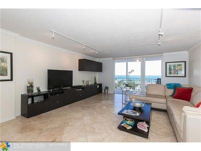 Fort Lauderdale Condo/Townhouse For Sale: 1 Las Olas Circle #804