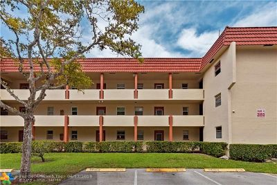 Sunrise FL Condo/Townhouse For Sale: $62,900