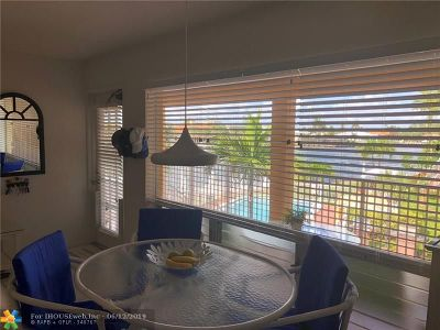 Pompano Beach Condo/Townhouse For Sale: 605 N Riverside Dr #22