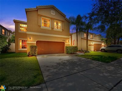 Pembroke Pines Single Family Home Backup Contract-Call LA: 15765 NW 10th St