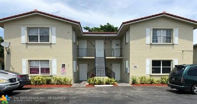 Coral Springs Multi Family Home For Sale: 4103 Riverside Drive