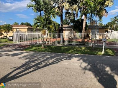 Homestead Single Family Home For Sale: 25411 SW 127th Ave