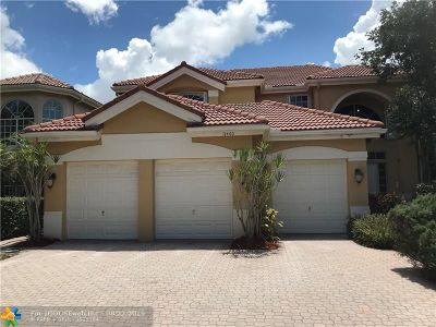 Coral Springs FL Single Family Home For Sale: $674,900