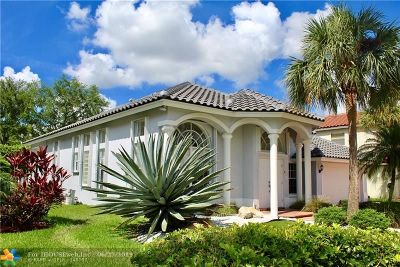 Boca Raton Single Family Home For Sale: 19706 Black Olive Ln