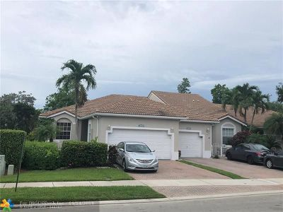 Sunrise FL Condo/Townhouse For Sale: $320,000