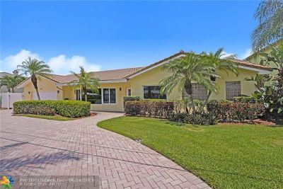Single Family Home Backup Contract-Call LA: 2749 NE 26th Ave