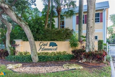 Fort Lauderdale Condo/Townhouse For Sale