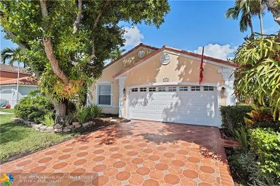 Pembroke Pines Single Family Home For Sale: 1252 NW 192nd Ave