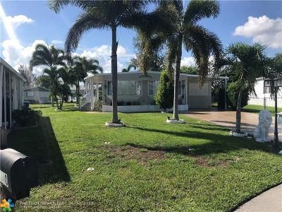 Davie Single Family Home For Sale: 2350 SW 85th Ave