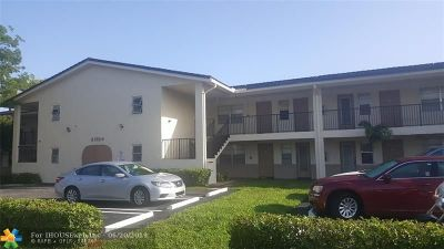 Coral Springs Rental For Rent: 8705 NW 38th Dr #6A