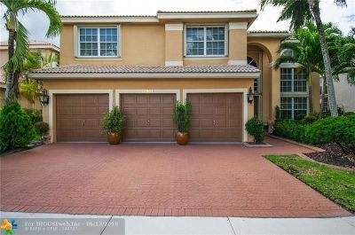 Miramar Single Family Home For Sale: 17961 SW 35th St