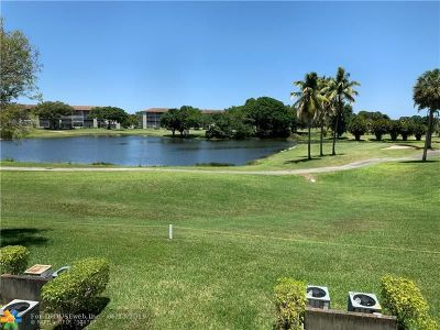 Pembroke Pines Condo/Townhouse For Sale: 301 SW 135th Ave #217C