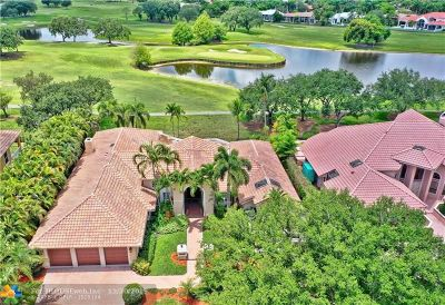 Coral Springs FL Single Family Home For Sale: $819,000