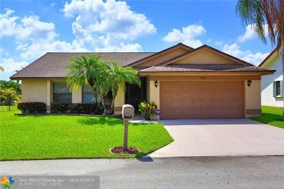 Tamarac FL Single Family Home For Sale: $350,000