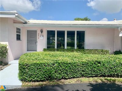Fort Lauderdale Single Family Home For Sale: 2417 Bayview Dr