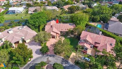 Coral Springs Single Family Home For Sale: 10008 Vestal Pl