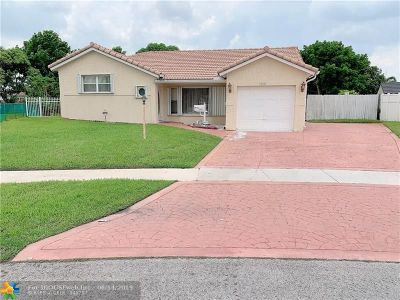 Lauderdale Lakes Single Family Home Backup Contract-Call LA: 4461 NW 42nd Ter
