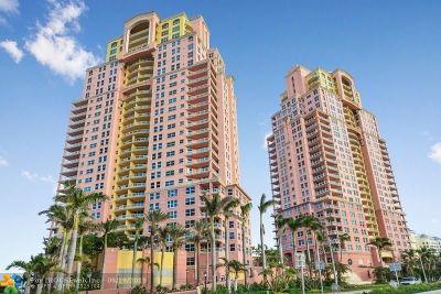 Rental For Rent: 2110 N Ocean Blvd #7A