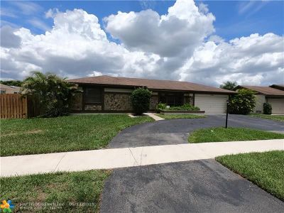 Cooper City Single Family Home For Sale: 5432 SW 118th Ave