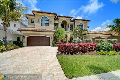 Delray Beach Single Family Home For Sale: 9583 Moritz Way
