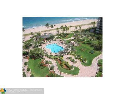 Rental For Rent: 5100 Ocean Bl #912