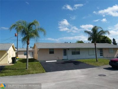 Delray Beach Condo/Townhouse For Sale: 2804 Regency Ct #.
