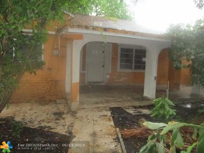 Miami Multi Family Home For Sale: 3316 NW 11th Ave