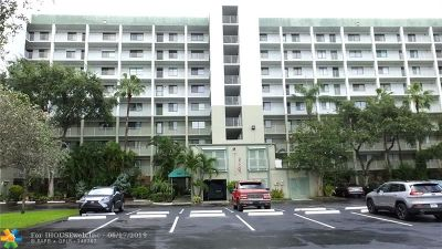 Pompano Beach Rental For Rent: 2232 N Cypress Bend Dr #208