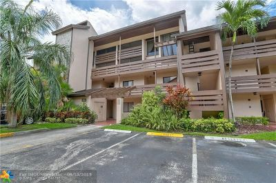 Plantation Condo/Townhouse For Sale: 141 SW 96th Ter #202