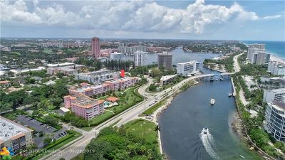 Boca Raton Condo/Townhouse For Sale: 1001 E Camino Real #203-N