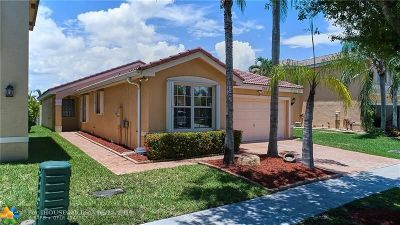 Broward County Single Family Home Backup Contract-Call LA: 17321 SW 18th St