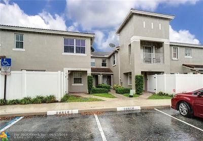 Miramar Condo/Townhouse Backup Contract-Call LA: 12658 SW 54th St #12658