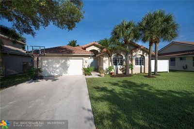 Weston Single Family Home Backup Contract-Call LA: 525 SW 169th Ter
