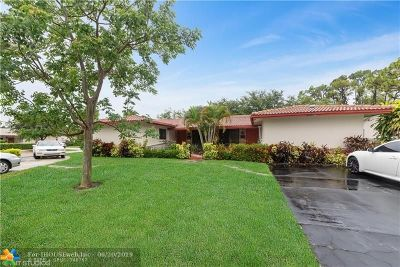 Coral Springs Multi Family Home For Sale: 3210 NW 86th Ave