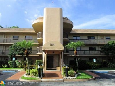 Tamarac FL Condo/Townhouse For Sale: $113,000