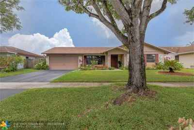 Cooper City Single Family Home For Sale: 5305 SW 119th Ave