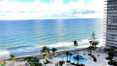Rental For Rent: 4250 Galt Ocean Dr #14H