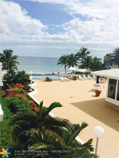 Rental For Rent: 4010 E Galt Ocean Dr