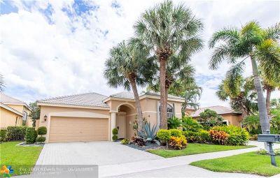 Boca Raton Single Family Home For Sale: 3344 NW 53rd Cir