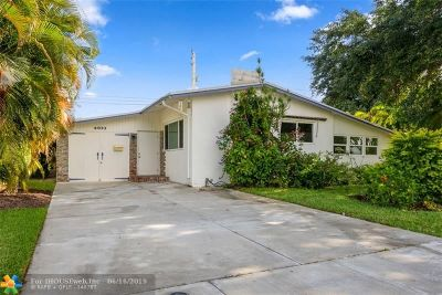 Cooper City Single Family Home For Sale: 9031 SW 49th St