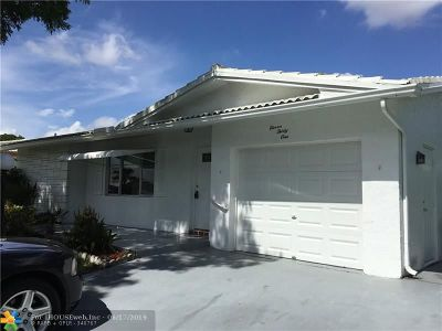 Plantation Single Family Home For Sale: 1131 NW 90th Way