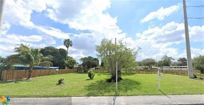Hollywood Residential Lots & Land For Sale: 6580 NW Sheridan St